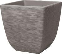 Кашпо Котсуолд L (Square Costwold Planter 38cm) темно-коричневый