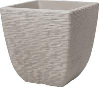 Кашпо Котсуолд L (Square Costwold Planter 38cm) песочный